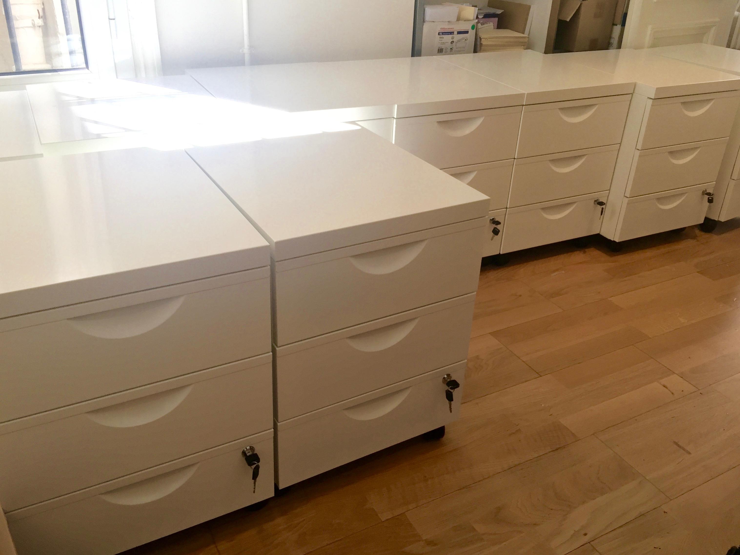 montage_de_meuble pro caisson de bureau - 1