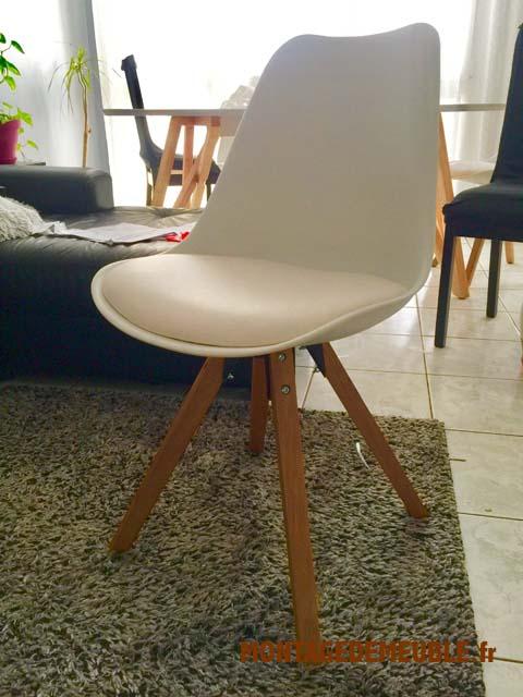 Montage De Chaise Foxtrot Chair De Conforama