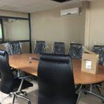 montage de salle de réunion