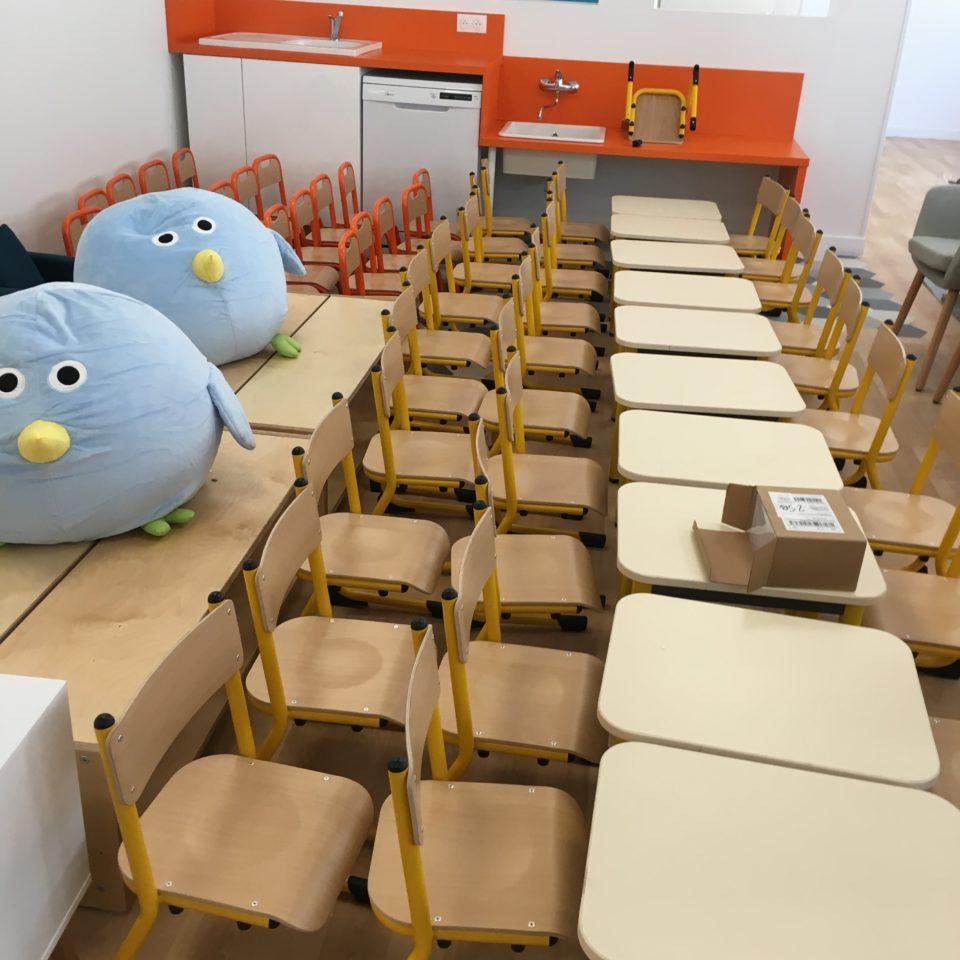 meuble d'ecole montessori par montage de meuble