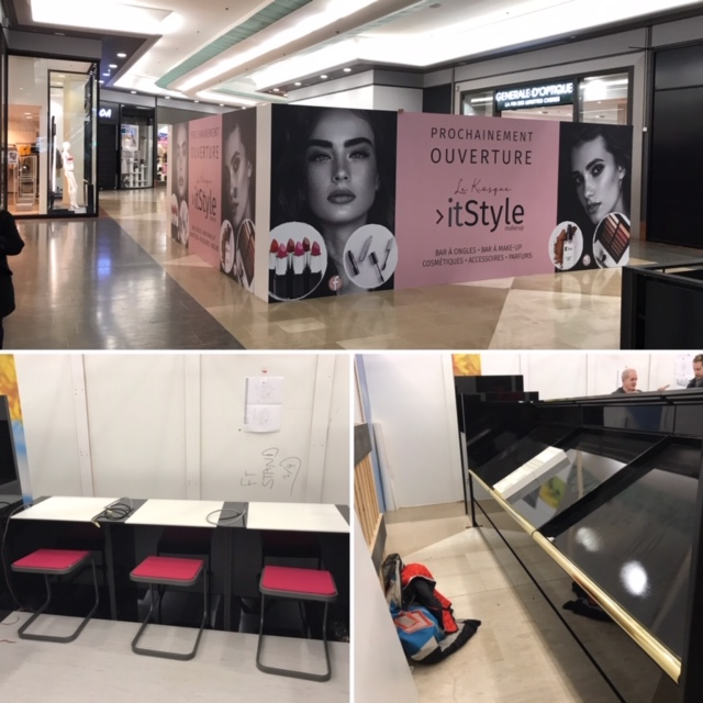 kiosque itstyle montage argenteuil