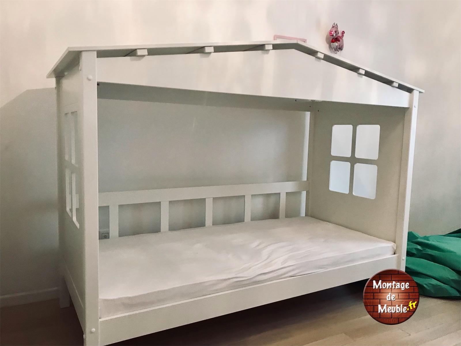 montage de meuble paris lit cabane